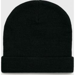 Brave Soul - Czapka. Czarne czapki zimowe męskie Brave Soul, z dzianiny. W wyprzedaży za 19,90 zł.