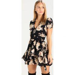 Sukienki hiszpanki: Missguided Petite Sukienka letnia black