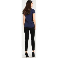 T-shirty damskie: Karen by Simonsen DANDY V NECK Tshirt basic black iris