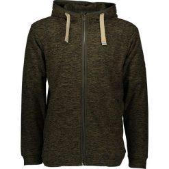"""Bluzy męskie: Bluza polarowa """"Laikin"""" w kolorze khaki"""