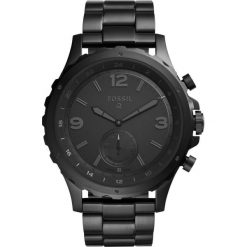 Fossil Q NATE Zegarek schwarz. Czarne, analogowe zegarki męskie Fossil Q. Za 949,00 zł.