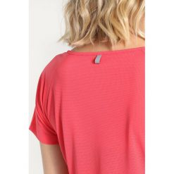 Puma CORERUN LOGO TEE Tshirt z nadrukiem paradise pink. Czerwone t-shirty damskie Puma, m, z nadrukiem, z materiału. Za 129,00 zł.