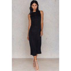 Długie sukienki: Cheap Monday Sukienka Use - Black