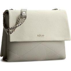 Torebka NOBO - NBAG-C1710-C000 Szary. Szare torebki klasyczne damskie Nobo, ze skóry ekologicznej. W wyprzedaży za 139,00 zł.