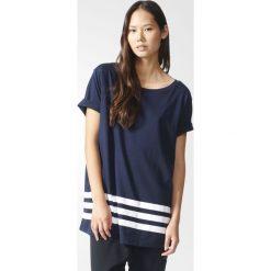 Koszulka adidas Originals (BK6040). Białe bluzki damskie Adidas, z bawełny, z krótkim rękawem. Za 66,99 zł.