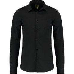 Koszule męskie na spinki: Noose & Monkey CANNED Koszula black