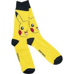 Pokemon Pikachu Skarpetki żółty. Żółte skarpetki męskie marki POKEMON. Za 32,90 zł.