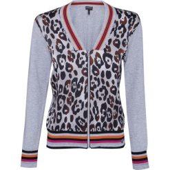 Bluzy rozpinane damskie: Bluza SPORTALM ELIO Print|Szary