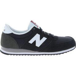 New Balance - Buty U420CBW. Czarne buty skate męskie New Balance, z gumy. W wyprzedaży za 229,90 zł.
