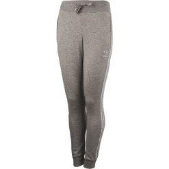 Spodnie sportowe damskie ADIDAS REGULAR CUFFED TRACK PANTS / AY8944. Szare spodnie dresowe damskie adidas Originals. Za 189,00 zł.
