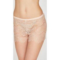 Undiz - Szorty piżamowe Rendiz. Różowe piżamy damskie marki Undiz, m, z materiału. W wyprzedaży za 49,90 zł.