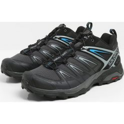 Salomon X ULTRA 3 Obuwie hikingowe phantom/black/hawaiian surf. Czarne buty sportowe męskie marki Salomon, z materiału, outdoorowe. Za 549,00 zł.