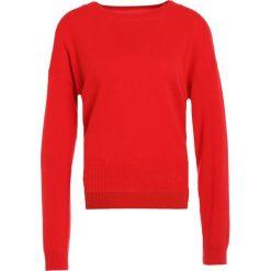2nd Day MILA Sweter tango. Czerwone swetry klasyczne damskie marki 2nd Day, m, z kaszmiru. W wyprzedaży za 435,60 zł.