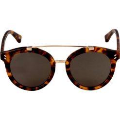 Okulary przeciwsłoneczne damskie aviatory: Stella McCartney Okulary przeciwsłoneczne avana/green