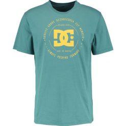 T-shirty męskie z nadrukiem: DC Shoes REBUILT Tshirt z nadrukiem deep sea/snapdragon