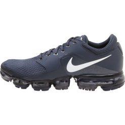 Nike Performance AIR VAPORMAX CS Obuwie do biegania treningowe thunder blue/white/midnight navy. Niebieskie buty do biegania męskie Nike Performance, z materiału. Za 799,00 zł.