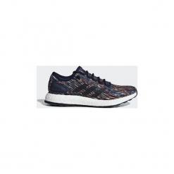 Trampki  adidas  Buty Pureboost. Niebieskie tenisówki męskie Adidas. Za 599,00 zł.