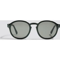 Okulary przeciwsłoneczne damskie aviatory: Cheap Monday Okulary przeciwsłoneczne Cytric - Black