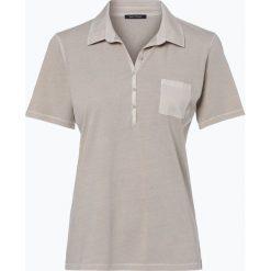 T-shirty damskie: Marc O'Polo – T-shirt damski, beżowy