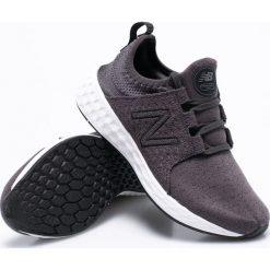 New Balance - Buty WCRUZHB. Szare buty sportowe damskie New Balance, z gumy. W wyprzedaży za 269,90 zł.