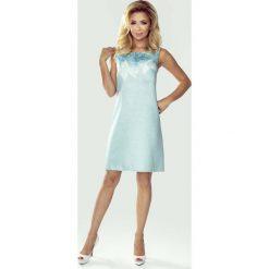 5b28c156f0 Niebieskie sukienki damskie pastelowe - Zniżki do 50%! - Kolekcja ...
