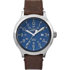 Zegarek Timex Męski TW4B06400 Expedition Scout brązowy. Brązowe zegarki męskie Timex. Za 263,99 zł.