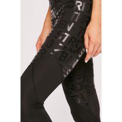 Adidas Performance - Legginsy. Szare legginsy marki adidas Performance, l, z elastanu. W wyprzedaży za 139,90 zł.
