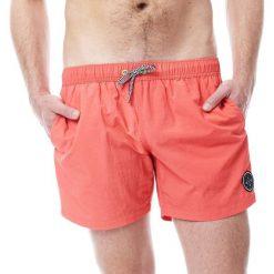 Kąpielówki męskie: JOBE Męskie szorty spodenki kąpielowe Swimshorts koralowe S
