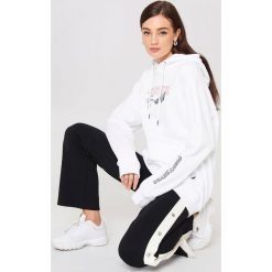 Bluzy damskie: Sweet SKTBS Bluza z kapturem Sweet Time Rose – White