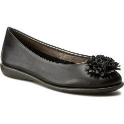 Baleriny damskie lakierowane: Baleriny THE FLEXX – Mrs Flower B226/17 Black