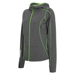 Bluzy damskie: VIKING Bluza damska Marion szaro-zielona r.M (7331818M)