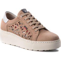 Sneakersy damskie: Sneakersy CALLAGHAN – Volga 14901 Taupe/Marmol