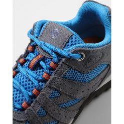 Buty sportowe męskie: Columbia YOUTH REDMOND Obuwie hikingowe static blue/heatwave