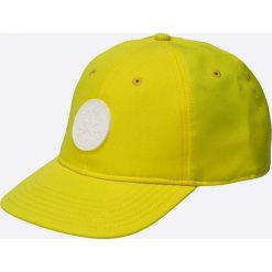 Converse - Czapka. Szare czapki z daszkiem damskie Converse, z poliesteru. W wyprzedaży za 69,90 zł.