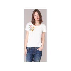 Bluzki Casual Attitude  GIPOU. Białe bluzki damskie marki Casual Attitude, l, casualowe. Za 103,20 zł.
