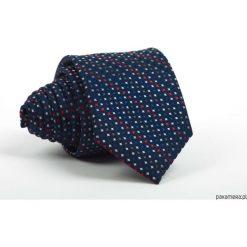 Krawaty męskie: Krawat Męski K&D Elegancki Kolekcja Wiosna 2018