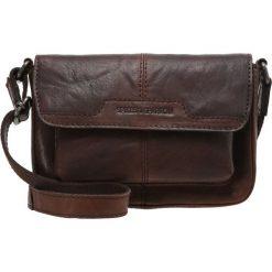 Spikes & Sparrow Torba na ramię dark brown. Brązowe torebki klasyczne damskie Spikes & Sparrow. Za 529,00 zł.
