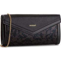 Torebka MONNARI - BAGA270-020 Black 020. Czarne torebki klasyczne damskie Monnari, ze skóry ekologicznej. W wyprzedaży za 129,00 zł.