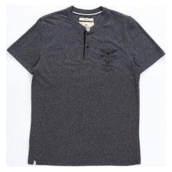 T-shirty męskie: Timeout T-Shirt Męski, S, Ciemnoszary