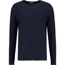 Swetry klasyczne męskie: Selected Homme SHNACID  Sweter dark sapphire
