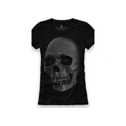 Koszulka UNDERWORLD Ring spun cotton Czaszka. Czarne t-shirty damskie Underworld, m, z nadrukiem, z bawełny. Za 59,99 zł.