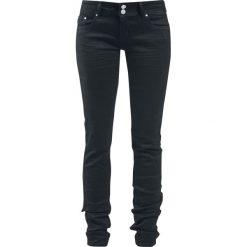 Hailys Jean Kitty Jeansy damskie czarny. Czarne jeansy damskie Haily's. Za 99,90 zł.