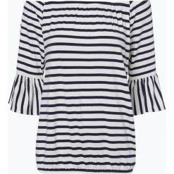 T-shirty damskie: s.Oliver Casual – Koszulka damska, niebieski