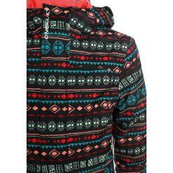 O'Neill DAZZLE Kurtka snowboardowa black/blue. Czarne kurtki chłopięce O'Neill, z materiału, narciarskie. W wyprzedaży za 377,10 zł.