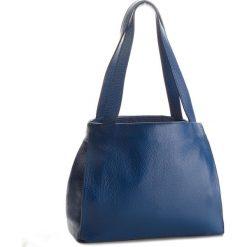 Torebka CREOLE - K10500  Granatowy. Niebieskie torebki klasyczne damskie Creole, ze skóry. W wyprzedaży za 209,00 zł.