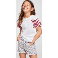 Odzież dziecięca: Mango Kids - Top dziecięcy Winner 110-164 cm