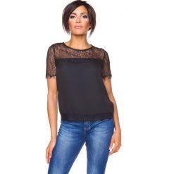 """T-shirty damskie: Koszulka """"Emma"""" w kolorze czarnym"""