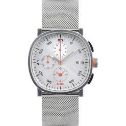 Zegarek męski Tic15 stalowa bransoleta chronograf. Szare zegarki męskie Alessi, ze stali. Za 875,00 zł.