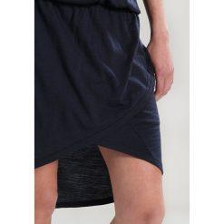 Sukienki hiszpanki: super.natural COMFORT DRESS Sukienka sportowa navy blazer