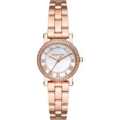 Zegarek MICHAEL KORS - Norie MK3558 Rose Gold/Rose Gold. Czerwone zegarki damskie Michael Kors. Za 1149,00 zł.